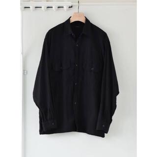 COMOLI - COMOLI 21ss ベタシャンCPOシャツ