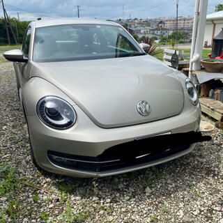 Volkswagen - ザビートル 最終型 デザイン革シート
