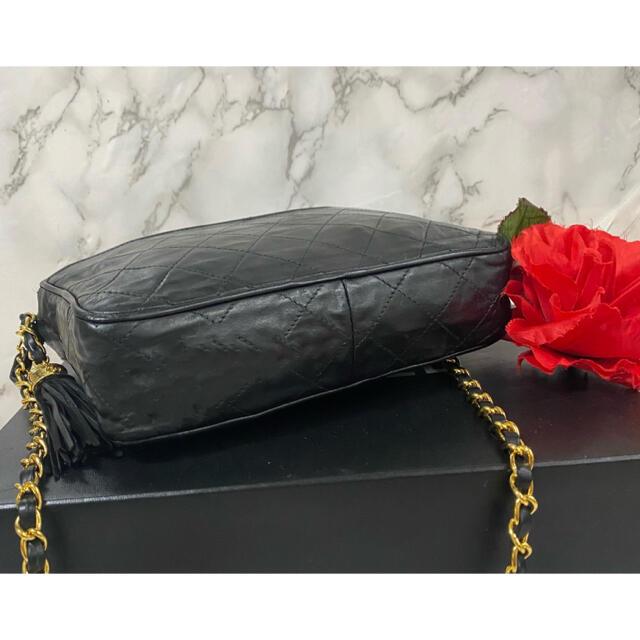 CHANEL(シャネル)のCHANEL 正規品 フリンジショルダーバッグ メンズのバッグ(ショルダーバッグ)の商品写真