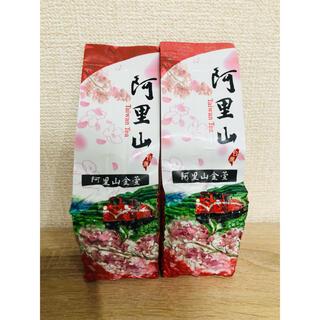 【名池茶業】台湾 阿里山金萱茶(キンセンチャ) (150gx2パック)