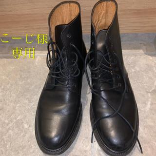 A.P.C - A.P.S. アーペーセー ブーツ ブラック 約26.5cm
