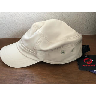 マムート(Mammut)のMAMMUT マムートトレッキング帽子 キャップ S/M(登山用品)