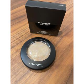MAC - マック  MAC フェイスパウダー ライトスカペード