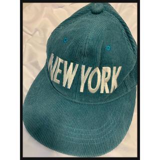 フレディアンドグロスター(FREDY & GLOSTER)のFRDEY&GLOSTAR  キャップ 帽子(キャップ)