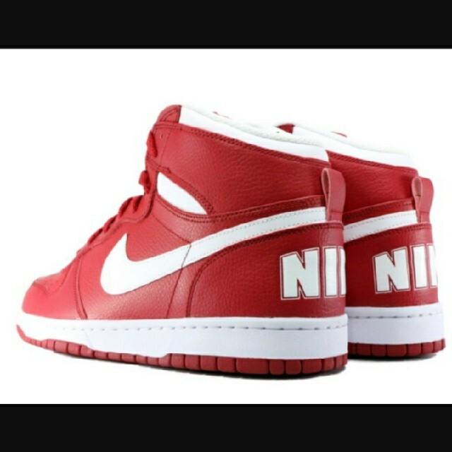 NIKE(ナイキ)の希少✨限定カラー❗BIG NIKE HI ビッグナイキ ハイ ★ スニーカー ★ メンズの靴/シューズ(スニーカー)の商品写真