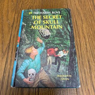 THE SECRET OF SKULL MOUNTAIN(洋書)