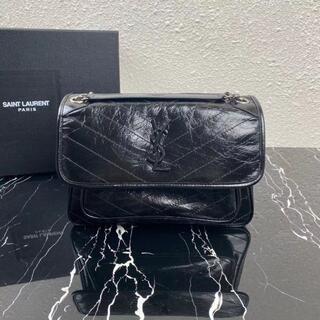 Yves Saint Laurent Beaute - サンローラン 498894 ニキ チェーンショルダー ミディアム