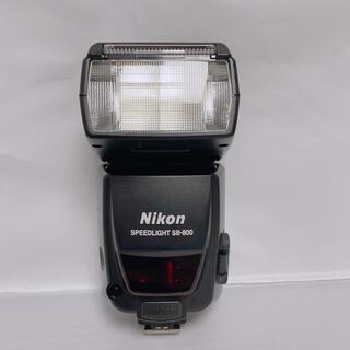 Nikon - Nikon SB-800 スピードライト ストロボ