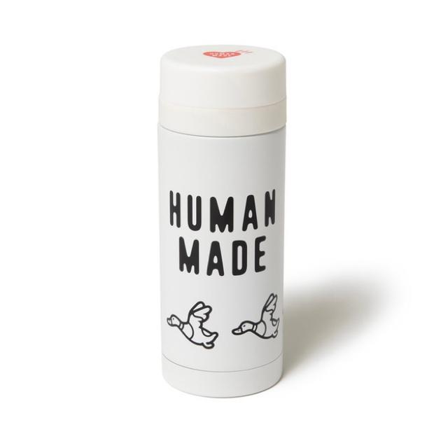 GDC(ジーディーシー)のhumanmade ヒューマンメイド サーモボトル 水筒 新品未使用 インテリア/住まい/日用品のキッチン/食器(タンブラー)の商品写真