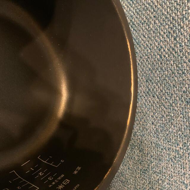 BALMUDA(バルミューダ)のバルミューダ デザイン K03A-WH 炊飯器 BALMUDA スマホ/家電/カメラの調理家電(炊飯器)の商品写真
