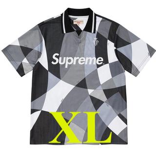 Supreme - Supreme Emilio Pucci Soccer Jersey 【XL】