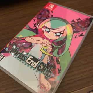 Nintendo Switch - ワールズエンドクラブ Switch ワールド