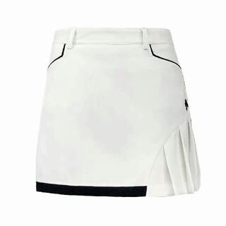 新品 DESCENTE レディース ゴルフ スカート