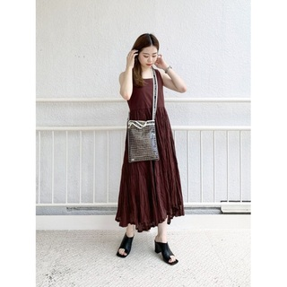 STUDIOUS - 【新品】 CASA FLINE カーサフライン Linenヘムドレス