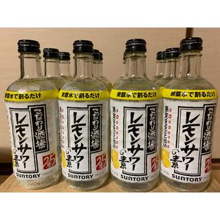 サントリー(サントリー)のこだわり酒場 レモンサワーの素12本セット(焼酎)