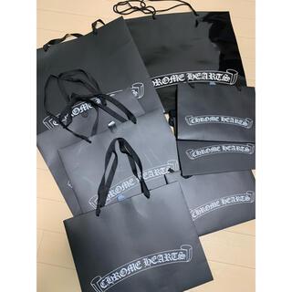 クロムハーツ(Chrome Hearts)のクロムハーツ  ショップ袋 8枚(ショップ袋)