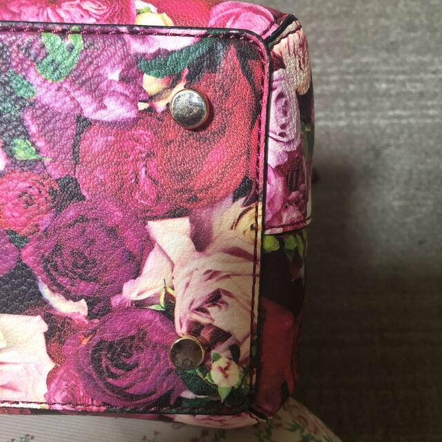 kate spade new york(ケイトスペードニューヨーク)のケイトスペード 薔薇柄バッグ レディースのバッグ(ショルダーバッグ)の商品写真