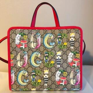 Gucci - 【お値下げ中】GUCCI チルドレンズ 日本限定 ヒグチユウコ トートバッグ