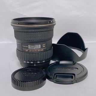 ニコン(Nikon)のTokina AT-X PRO SD 12-24mm f4 (IF)DX(レンズ(ズーム))