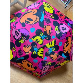 ディズニー(Disney)のディズニー 折りたたみ傘(傘)