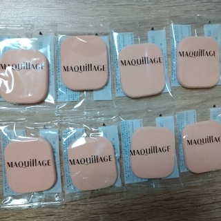 MAQuillAGE - MAQuillAGEパフ 8個