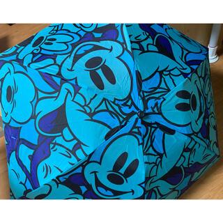 ディズニー(Disney)のディズニー 折りたたみ傘 (傘)