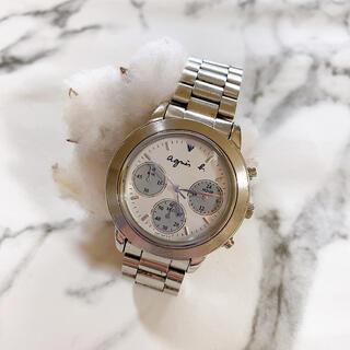 agnes b. - ✩agnes b.✩ 正規品 腕時計 レディース シルバー
