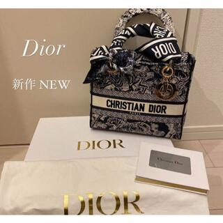 Christian Dior - Dior ミディアムバッグ 新作‼️LADY D-LITE ミディアムバッグ