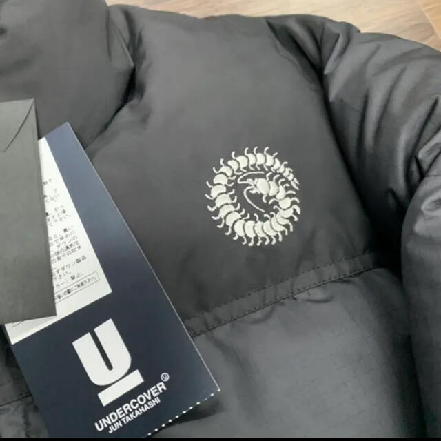 UNDERCOVER(アンダーカバー)のUNDERCOVER  UCZ4209-3 PUFFER JACKET ダウン メンズのジャケット/アウター(ダウンジャケット)の商品写真