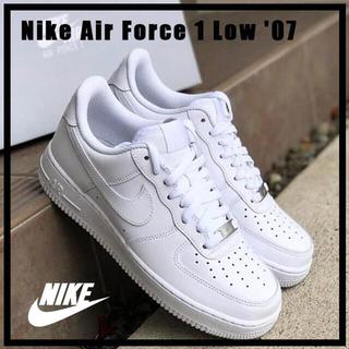 Nike Men's NIKE AIR FORCE 1 '07 (スニーカー)