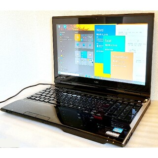 NEC - Core i7 高性能 ノートパソコン NEC LaVie LL750  1TB