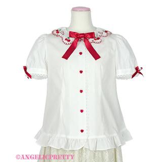 Angelic Pretty - Cherry Collarブラウス 新品未使用