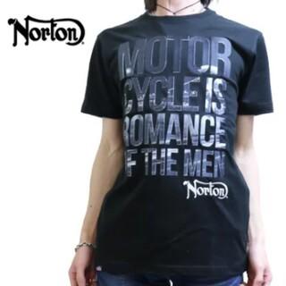 ノートン(Norton)のSALE!! 6589円→4690円新品NORTONノートン昇華転写 T(Tシャツ/カットソー(半袖/袖なし))