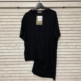 ヨウジヤマモト(Yohji Yamamoto)の新品 Yohjiyamamoto POUR HOMME   カットソー (Tシャツ/カットソー(半袖/袖なし))