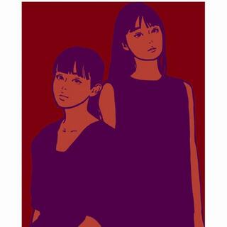 KYNE Untitled :E  キネ Tonarino Zingaro(版画)