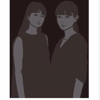 KYNE Untitled :O キネ Tonarino Zingaro(版画)