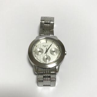 agnes b. - アニエスベー  腕時計 レディース デイデイト