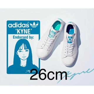 KYNE × ADIDAS STAN SMITH 26cm