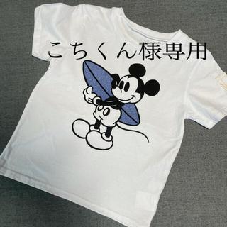 ロデオクラウンズワイドボウル(RODEO CROWNS WIDE BOWL)のロデオクラウンズ Disney Mickey Tシャツ キッズ(Tシャツ/カットソー)