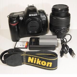 Nikon - D70S ニコン 一眼レフ+ 18-55mmVRレンズ
