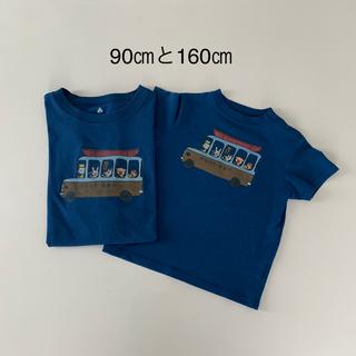 mont bell - mont-bell 親子コーデ Tシャツ 90㎝、160㎝