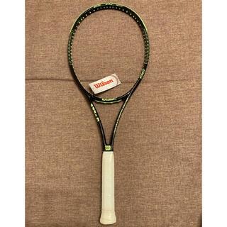 ウィルソン(wilson)の新品!硬式テニスラケット wilson ウィルソン BLADE98(ラケット)