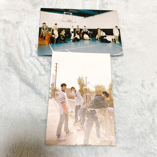 SEVENTEEN - seventeen セブチ ヘンガレ hmv ポストカード セット