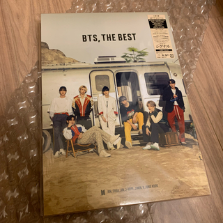 防弾少年団(BTS) - BTS THE BEST JAPAN OFFICIAL FANCLUB 限定盤