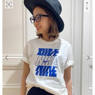 DEUXIEME CLASSE - 【NIKE/ナイキ】 Tシャツ ☆ ドゥーズィエムクラス