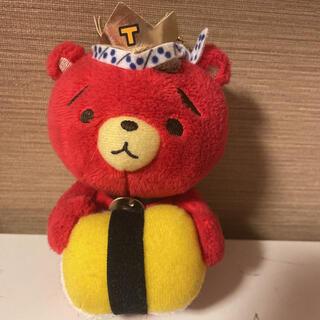 トウホウシンキ(東方神起)の東方神起 T bear キーホルダー 東京公演ver (アイドルグッズ)