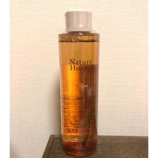ベキュア(VECUA)のネイチャーハニー やさしく潤うクレンジング洗顔水 200mL(クレンジング/メイク落とし)