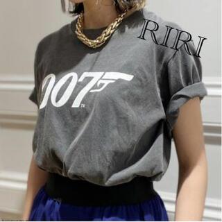 DEUXIEME CLASSE - 【GOOD ROCK SPEED/グッド ロック スピード】 007 Tシャツ