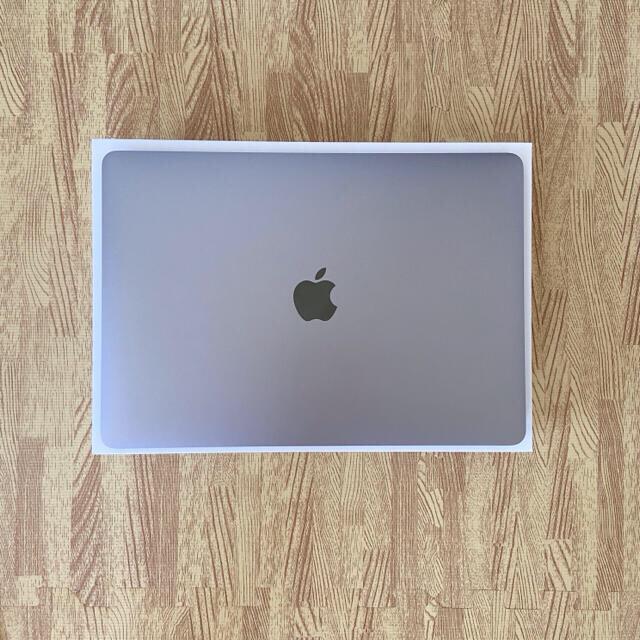 Mac (Apple)(マック)の美品 MacBook Air 2019 8GB 256GB AppleCare スマホ/家電/カメラのPC/タブレット(ノートPC)の商品写真