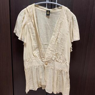 スピックアンドスパン(Spick and Span)のヒロミシスル カットソー(Tシャツ(半袖/袖なし))